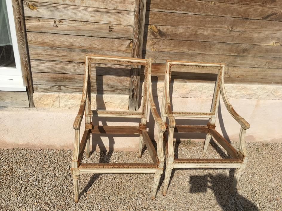 rénovation fauteuils